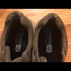Nunn Bush Shoes - Nunn Bush All Terrain Memory Foam Mens shoes 10.5